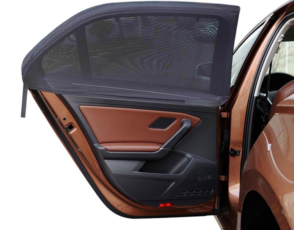 Automotive Side Window Sunshades