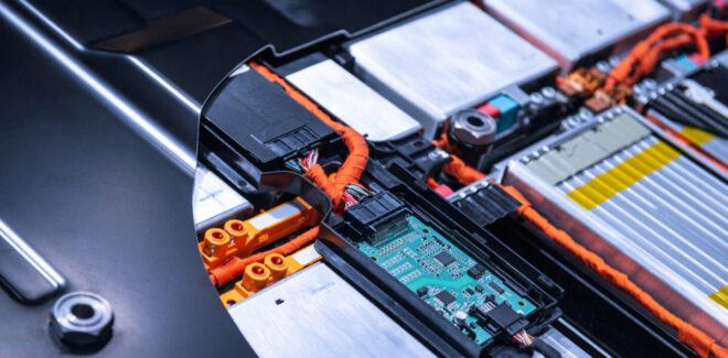 Li-ion Power Battery