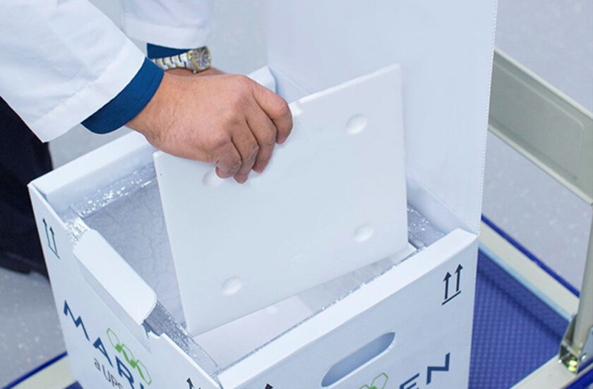 Passive Temperature Controlled Packaging