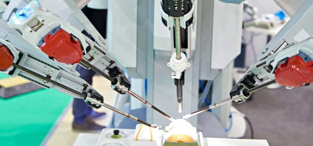 AI in operating room