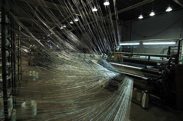 E-glass fibre