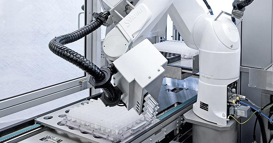 Pharma Robot
