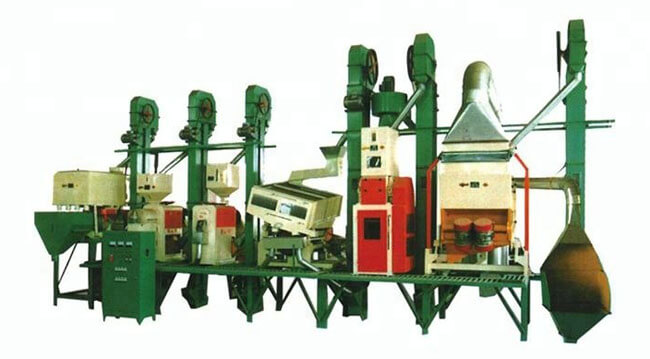 Grain and Oilseed Milling