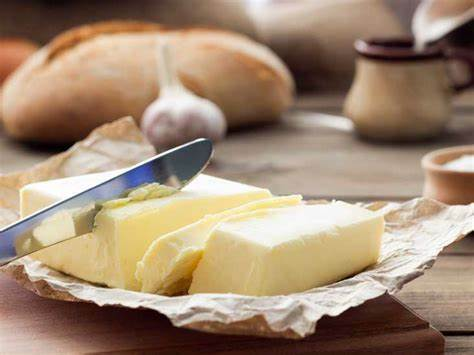 lactose-free butter